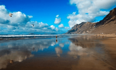 5 Top Beaches in Lanzarote